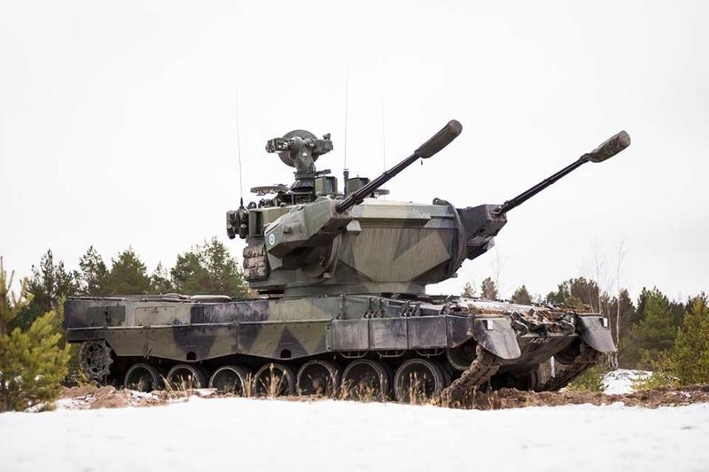 Armée Finlandaise / Finnish Defence Forces / puolustusvoimat - Page 8 3456