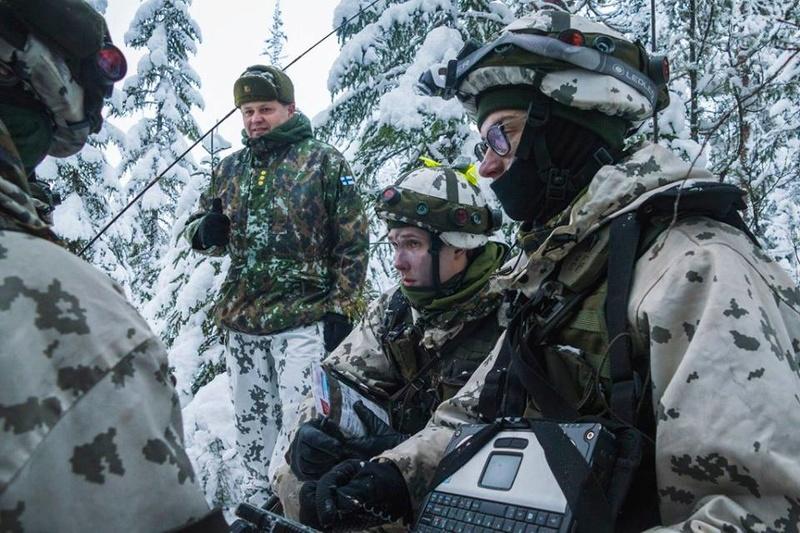 Armée Finlandaise / Finnish Defence Forces / puolustusvoimat - Page 8 4038