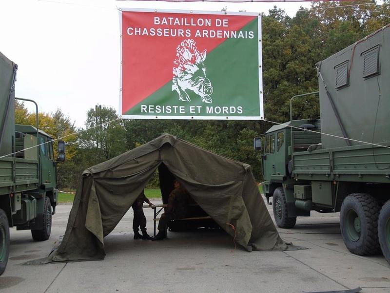 Armée Belge / Defensie van België / Belgian Army  - Page 13 4113