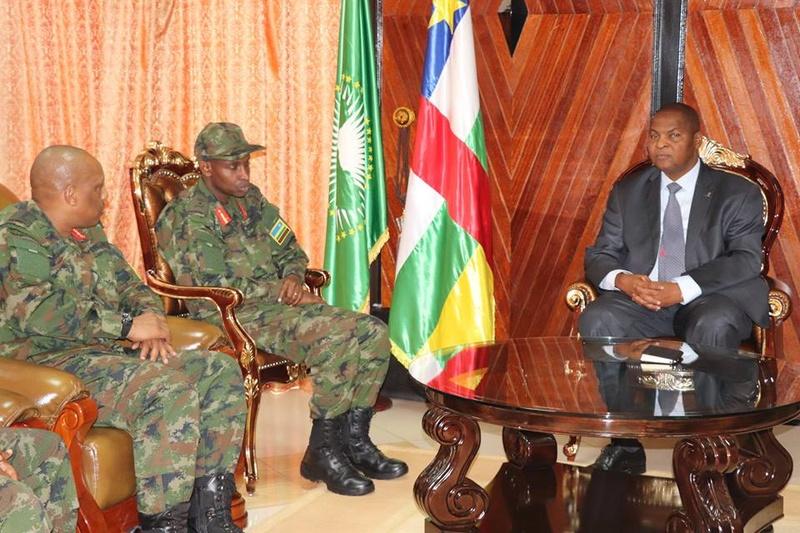 Forces Rwandaises de Défense / Rwanda Defence Forces ( RDF ) 421