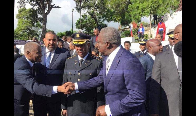 Forces armées d'Haïti (FADH) / Armed Forces of Haiti 4228