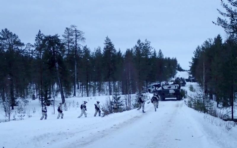 Armée Finlandaise / Finnish Defence Forces / puolustusvoimat - Page 8 4245