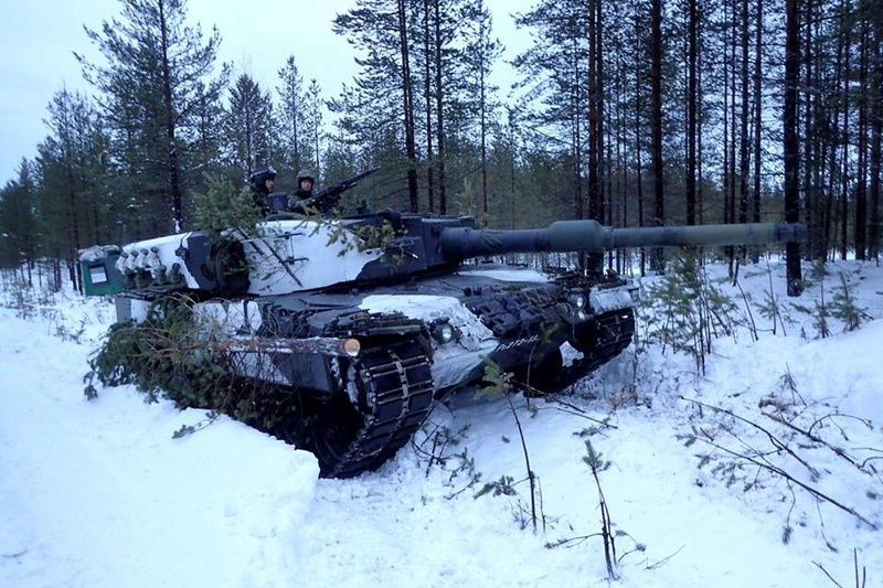 Armée Finlandaise / Finnish Defence Forces / puolustusvoimat - Page 8 4331