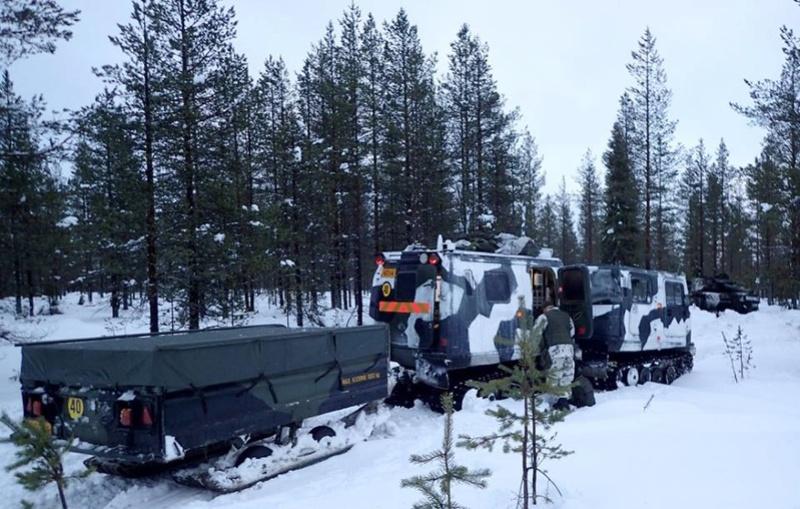 Armée Finlandaise / Finnish Defence Forces / puolustusvoimat - Page 8 4820