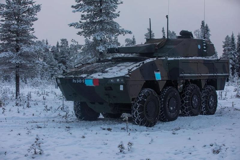 Armée Finlandaise / Finnish Defence Forces / puolustusvoimat - Page 8 5011