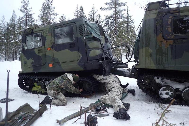 Armée Finlandaise / Finnish Defence Forces / puolustusvoimat - Page 8 5020