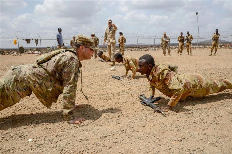 Armée djiboutienne / Djibouti National Army - Page 3 520