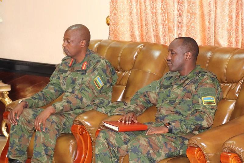 Forces Rwandaises de Défense / Rwanda Defence Forces ( RDF ) 522