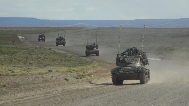 Armée argentine/Fuerzas Armadas de la Republica Argentina - Page 17 5431