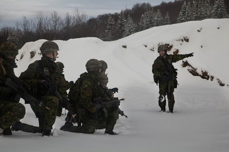 Armée canadienne/Canadian Armed Forces - Page 28 5438