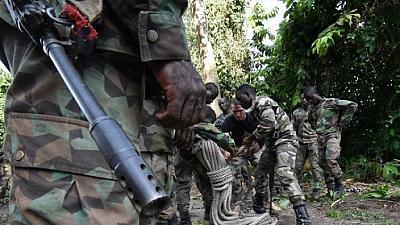 Les Forces de défense et de sécurité de Côte d'Ivoire - Page 5 5531