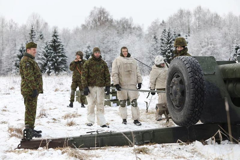 Armée Estonienne/Estonian Army - Page 3 5829
