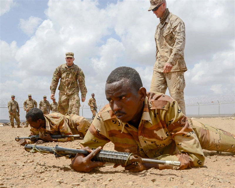 Armée djiboutienne / Djibouti National Army - Page 3 5a10