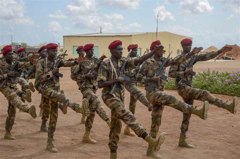 Armée djiboutienne / Djibouti National Army - Page 3 5a110