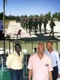 Forces armées d'Haïti (FADH) / Armed Forces of Haiti 6015