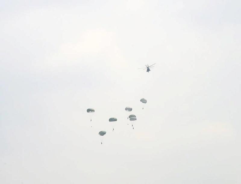 Armée Népalaise 613