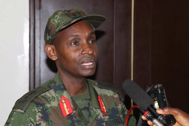 Forces Rwandaises de Défense / Rwanda Defence Forces ( RDF ) 618