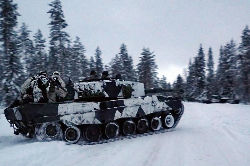 Armée Finlandaise / Finnish Defence Forces / puolustusvoimat - Page 9 7020