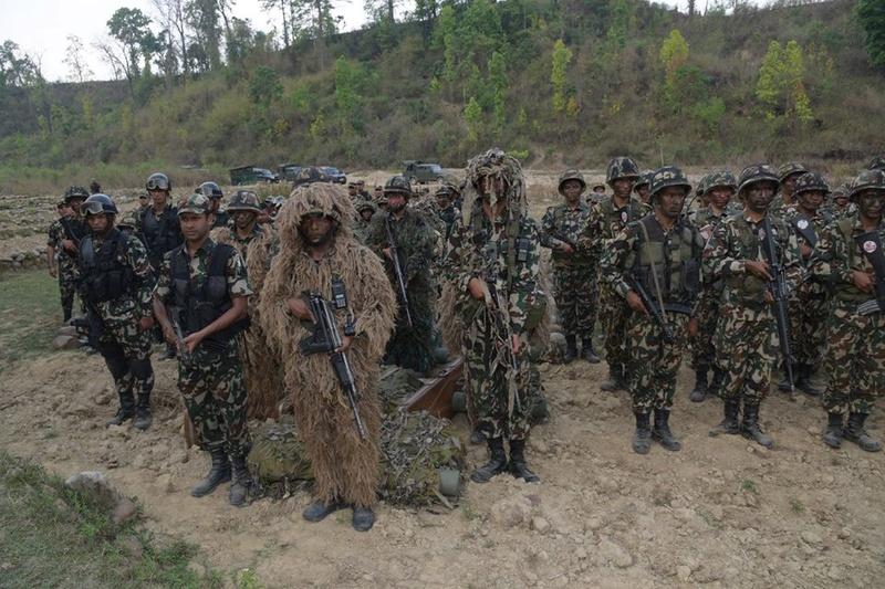 Armée Népalaise 713