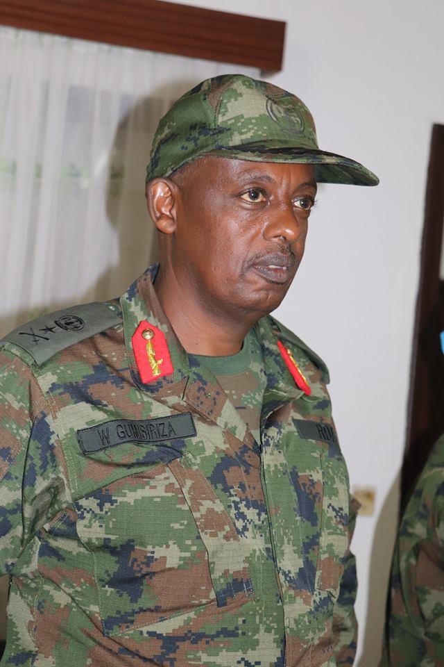 Forces Rwandaises de Défense / Rwanda Defence Forces ( RDF ) 717