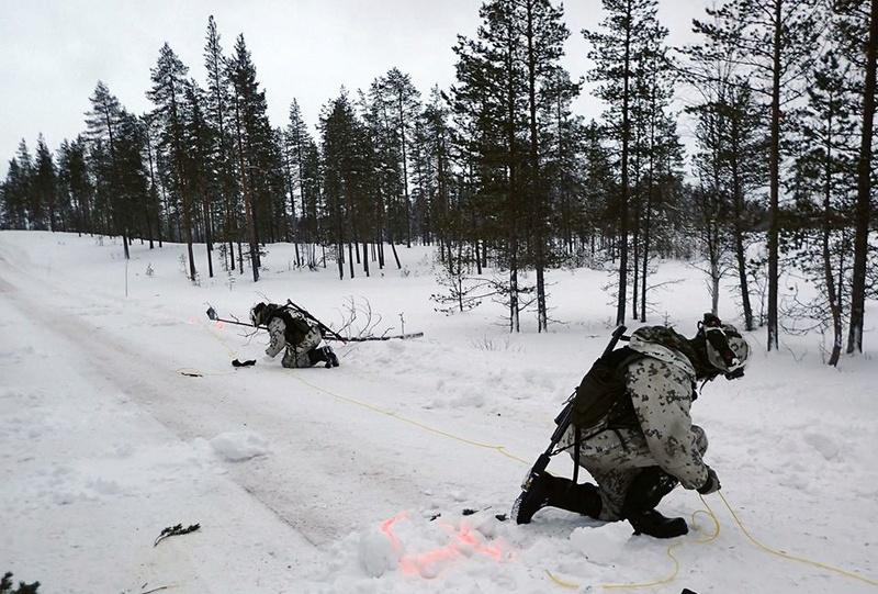 Armée Finlandaise / Finnish Defence Forces / puolustusvoimat - Page 9 7517