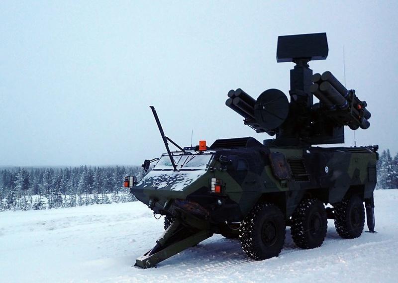 Armée Finlandaise / Finnish Defence Forces / puolustusvoimat - Page 9 7616