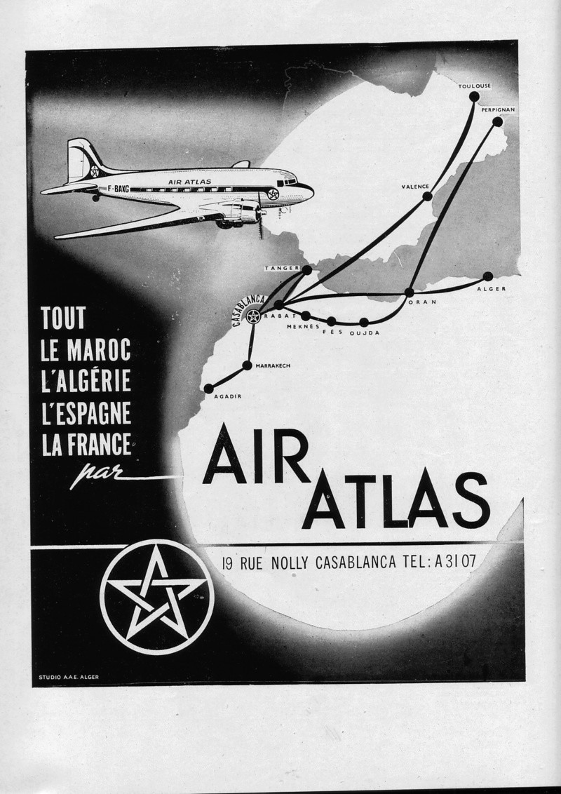 Air Atlas - 1946 à 1953 8114