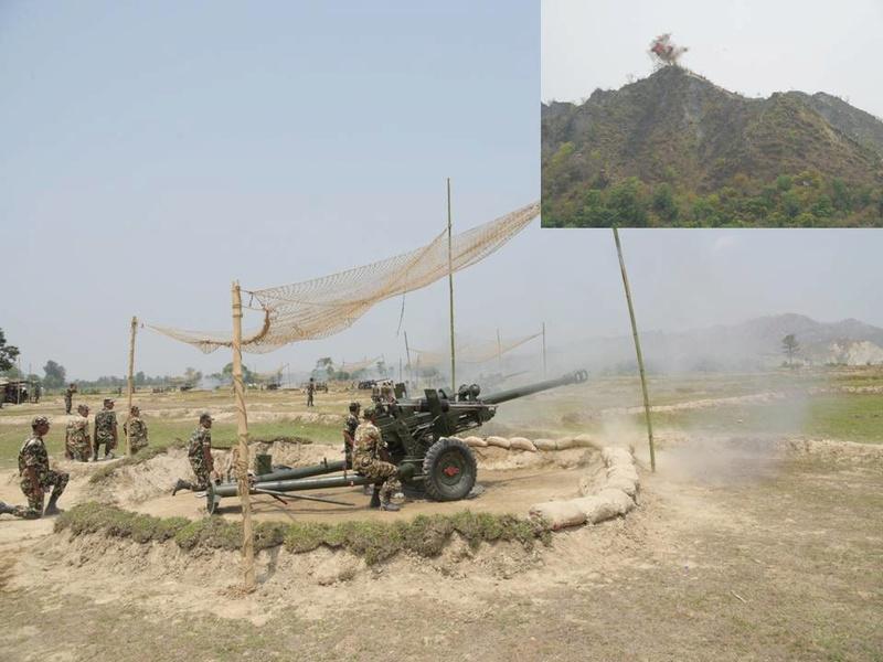 Armée Népalaise 813