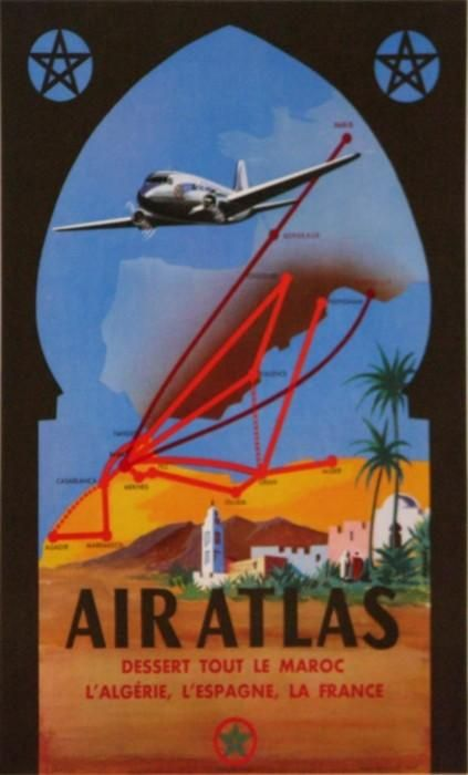 Air Atlas - 1946 à 1953 8214