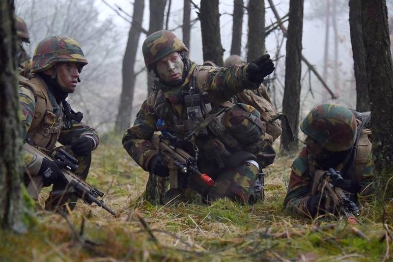 Armée Belge / Defensie van België / Belgian Army  - Page 14 83a41