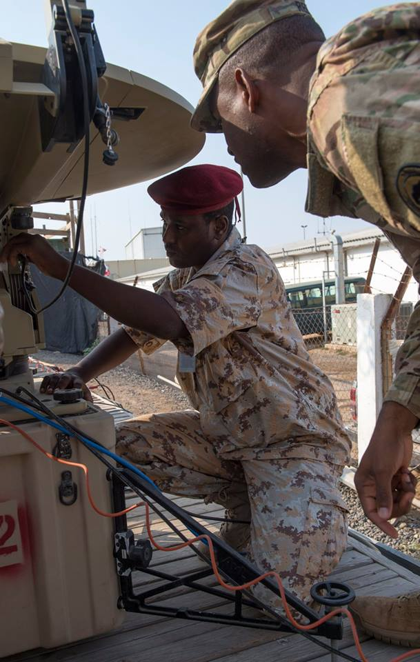 Armée djiboutienne / Djibouti National Army - Page 3 83a45