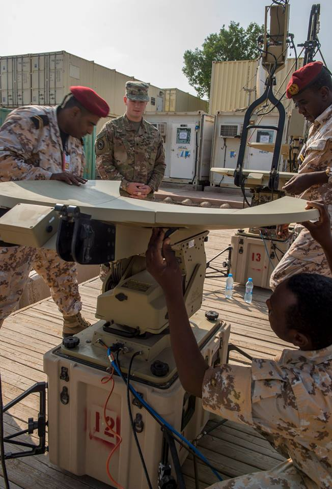 Armée djiboutienne / Djibouti National Army - Page 3 83b52