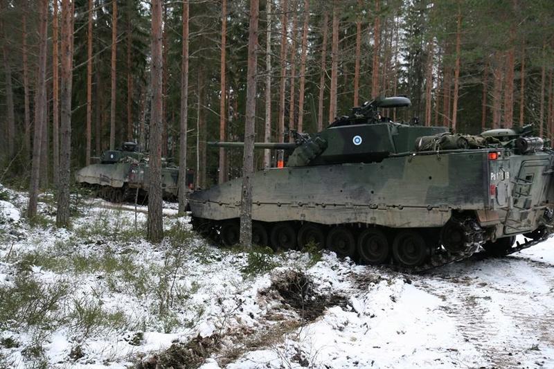 Armée Finlandaise / Finnish Defence Forces / puolustusvoimat - Page 9 83d39