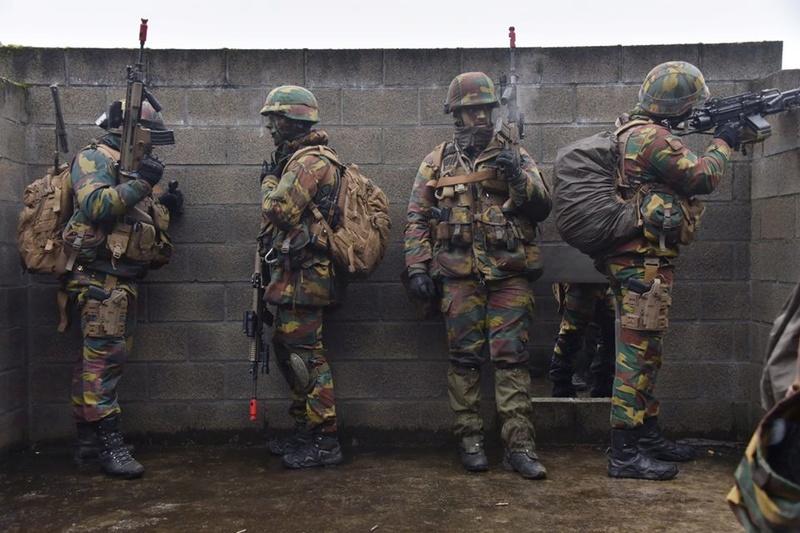 Armée Belge / Defensie van België / Belgian Army  - Page 14 83d59