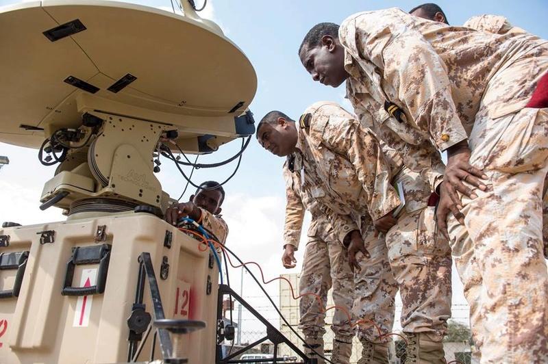 Armée djiboutienne / Djibouti National Army - Page 3 83d61