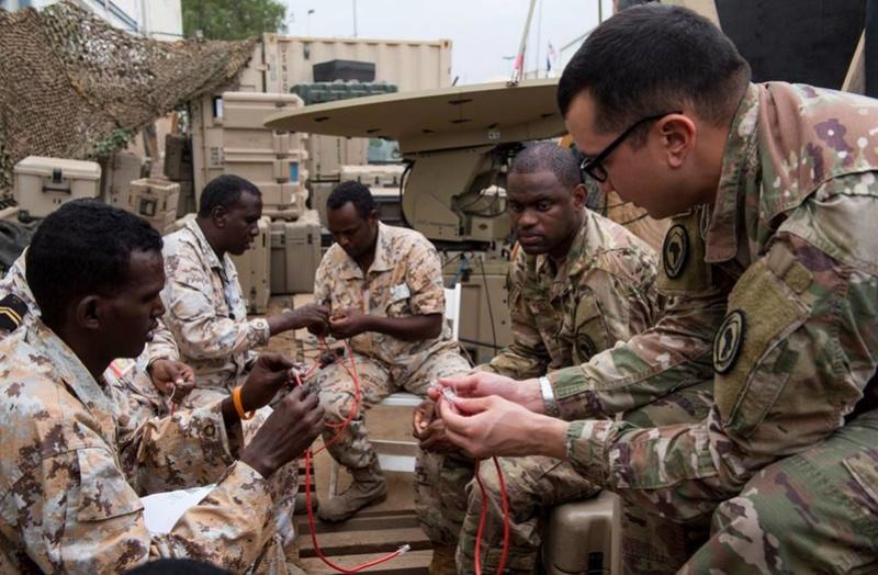 Armée djiboutienne / Djibouti National Army - Page 3 83f66