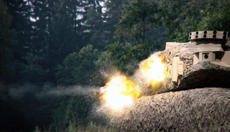 Industrie de defense Allemande / die deutsche Rüstungsindustrie - Page 4 83h71