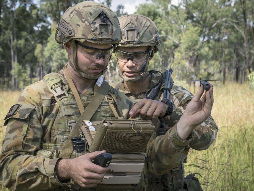 Armée Australienne/Australian Defence Force (ADF) - Page 3 850