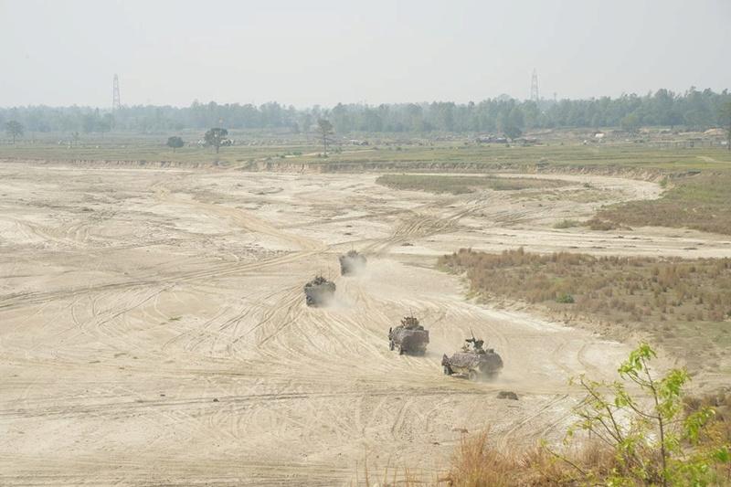 Armée Népalaise 913