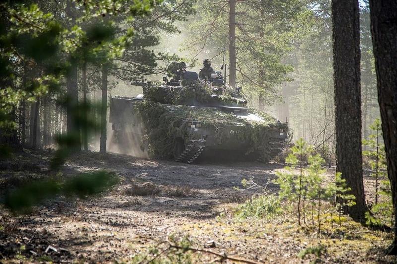 Armée Finlandaise / Finnish Defence Forces / puolustusvoimat - Page 9 921