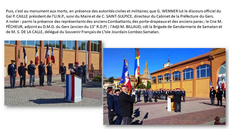 Saint Michel 2017 de la Section Gal André Mengelle à Samatan Unp_ge26