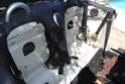 Recherche un éclaté pour démonter la garniture arrière plastique 43499710