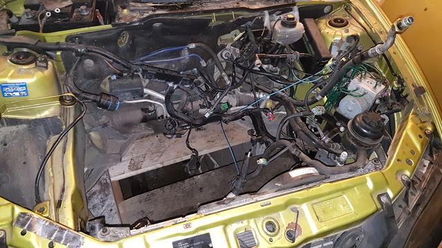 schnico's Spielzeugauto *Alter raus - Vorbereitungen für den Neuen* 20171211