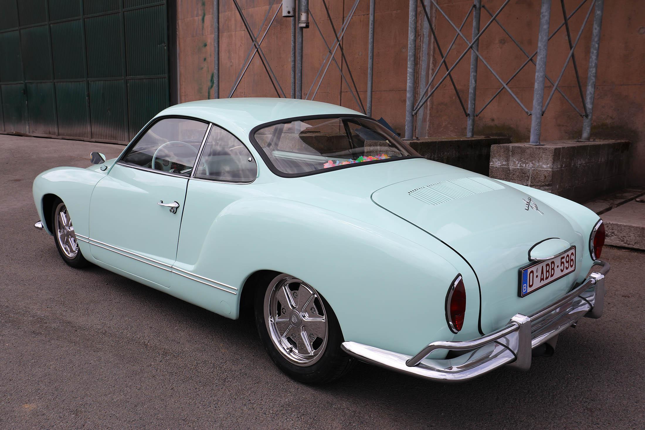 Coupé KG type 14 1961 5d4a4611