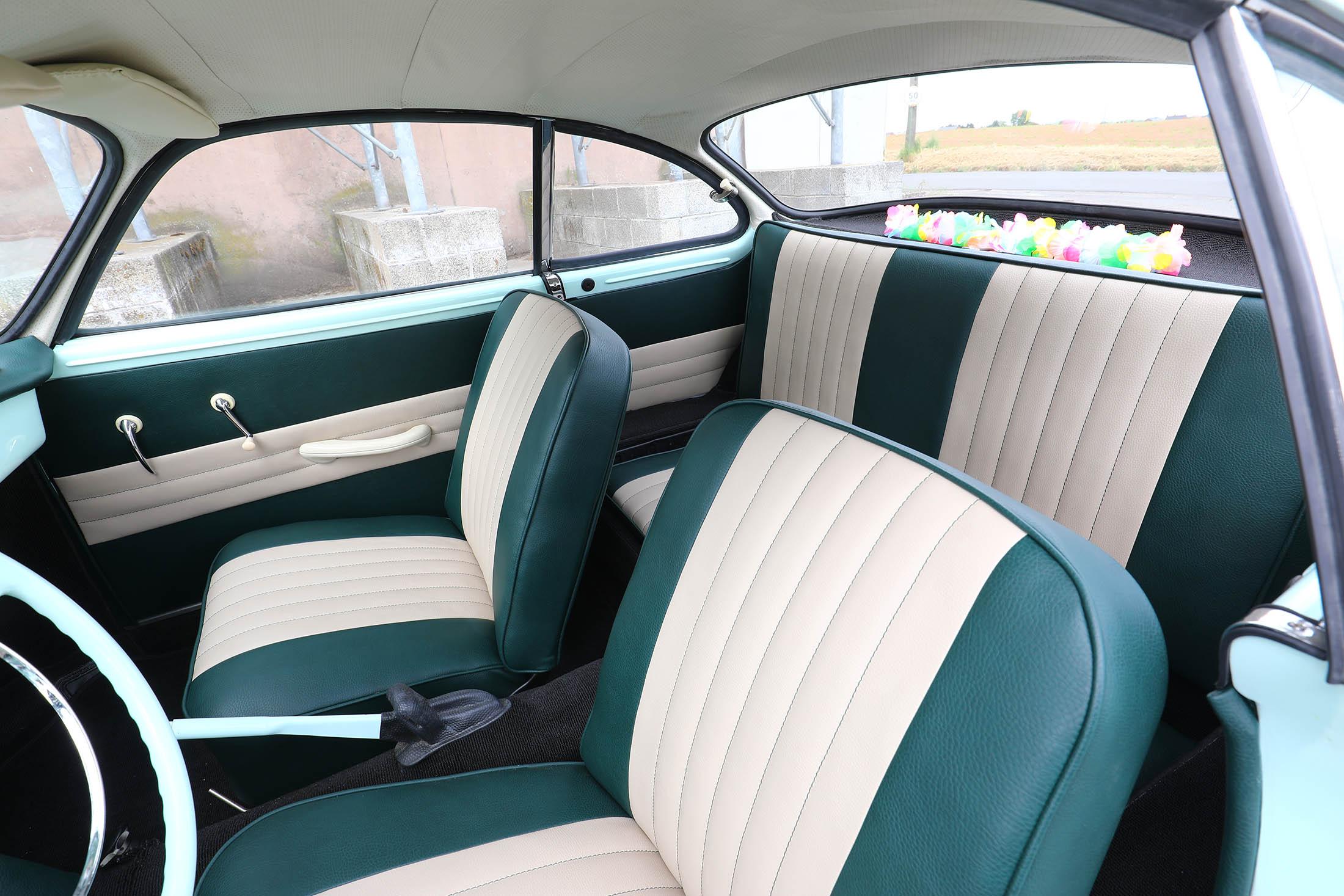 Coupé KG type 14 1961 5d4a4613