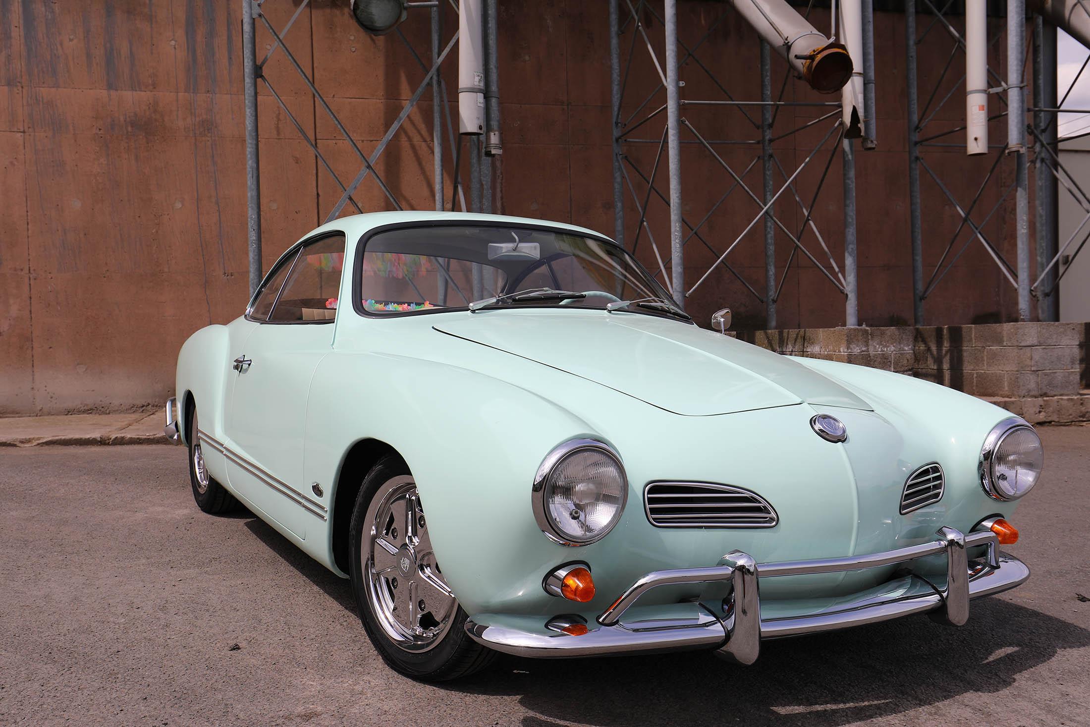 Coupé KG type 14 1961 5d4a4711