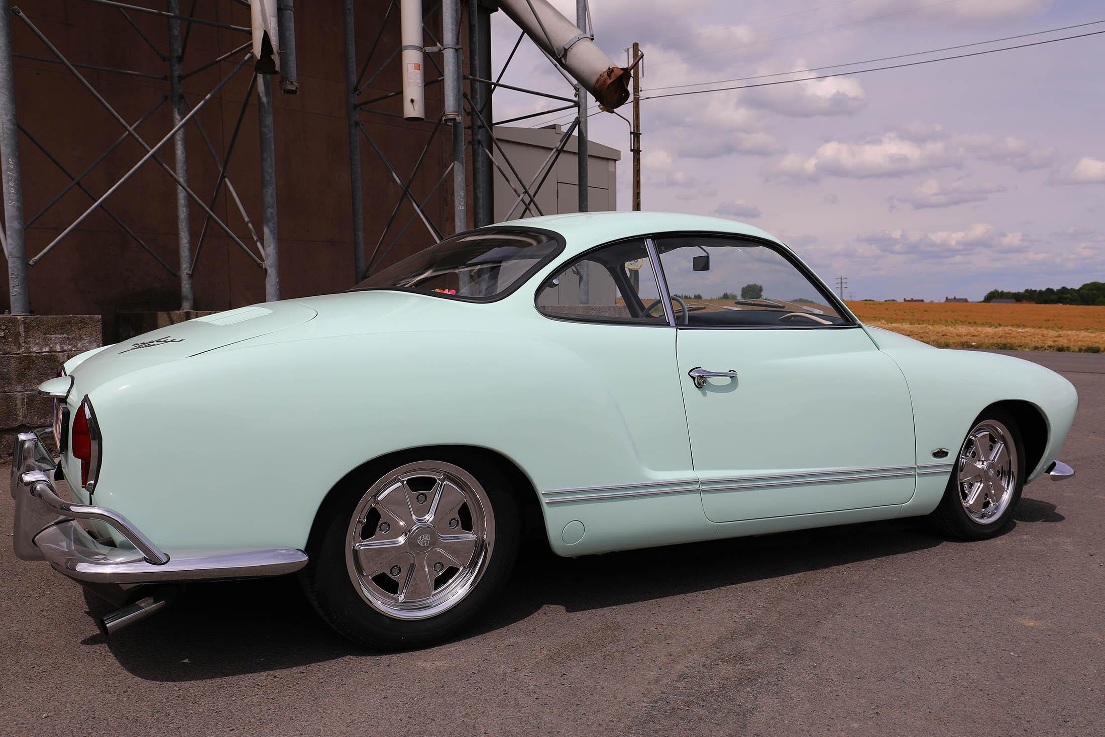 Coupé KG type 14 1961 5d4a4712