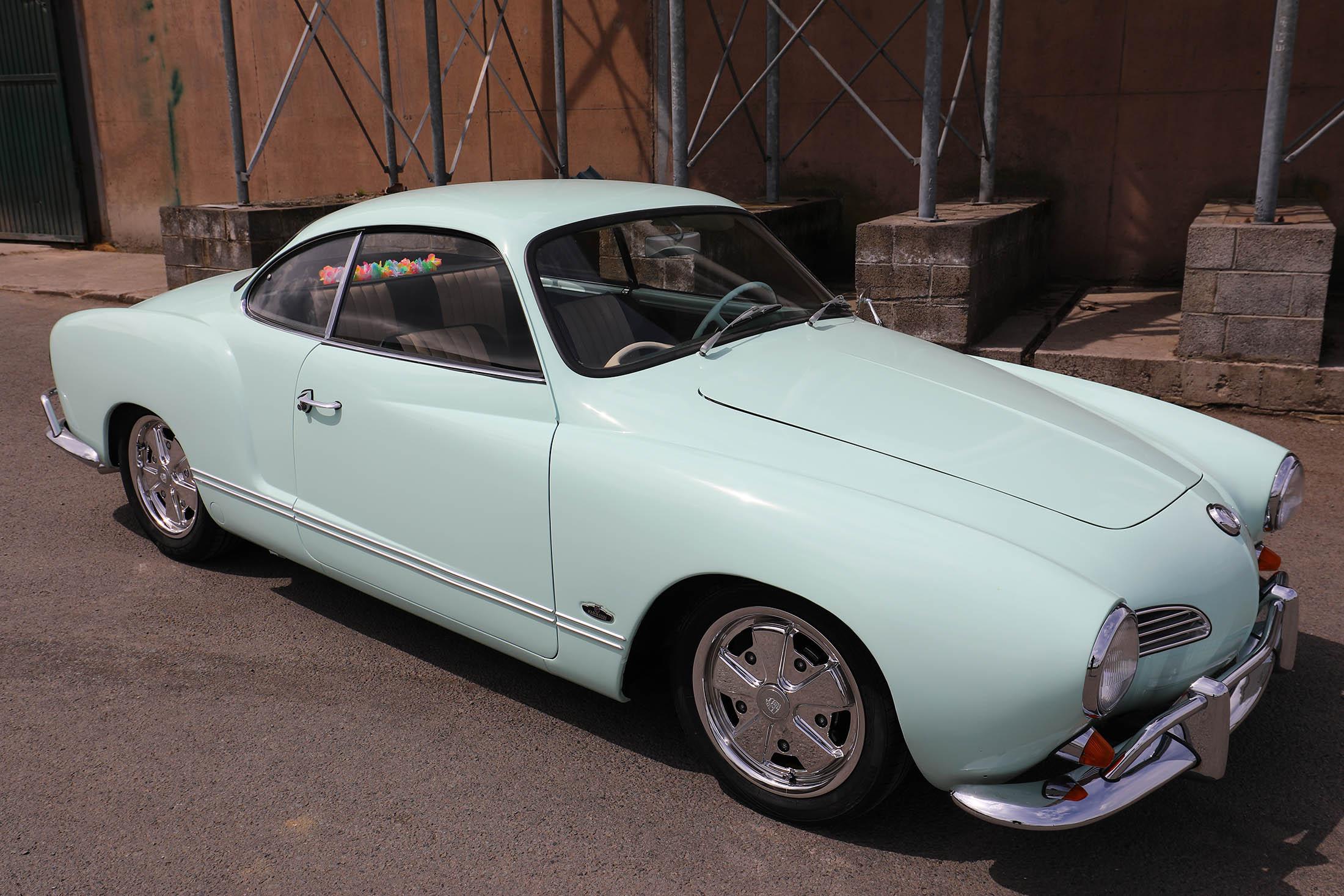 Coupé KG type 14 1961 5d4a4713