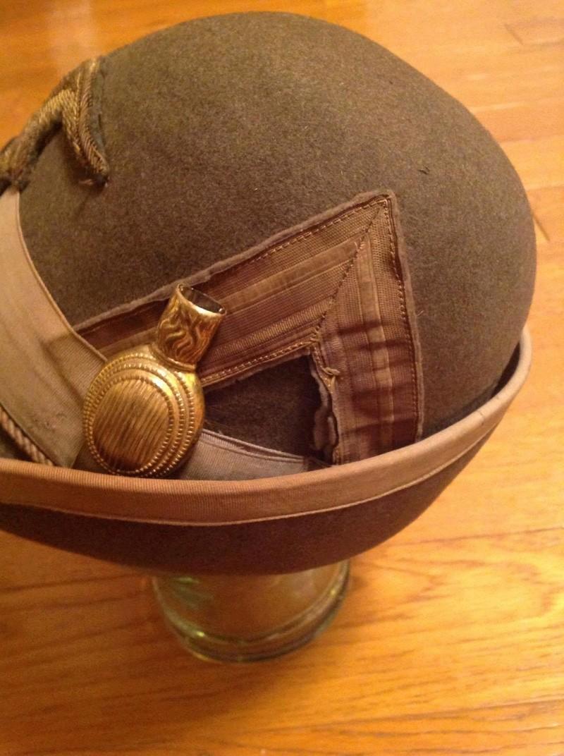 Chapeau d'Alpini Italien – WW1? WW2? 24201210
