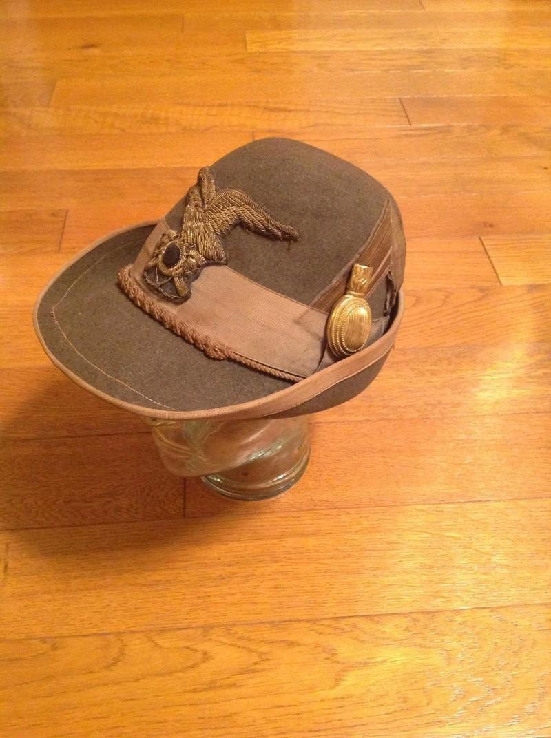 Chapeau d'Alpini Italien – WW1? WW2? 24208710
